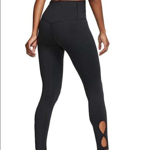 Nike Dri fit 7/8 Yoga Leggings